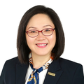 Vina Wong real estate agent of Huttons Asia Pte Ltd