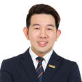 Jack Luo real estate agent of Huttons Asia Pte Ltd