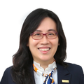 Catherine Yoong real estate agent of Huttons Asia Pte Ltd