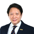 Johnson Wong real estate agent of Huttons Asia Pte Ltd