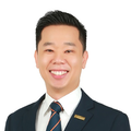 Simon Chan real estate agent of Huttons Asia Pte Ltd