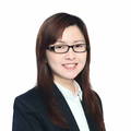 Christine Lai real estate agent of Huttons Asia Pte Ltd