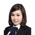 Evelyn Ong real estate agent of Huttons Asia Pte Ltd