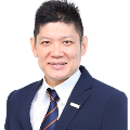 Chris Toh real estate agent of Huttons Asia Pte Ltd