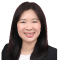 Christine Lim real estate agent of Huttons Asia Pte Ltd