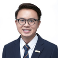 Freddie Lim real estate agent of Huttons Asia Pte Ltd
