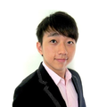 Charlie Chan real estate agent of Huttons Asia Pte Ltd