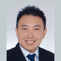 Raymond He real estate agent of Huttons Asia Pte Ltd