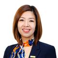 Jasmine Kon real estate agent of Huttons Asia Pte Ltd