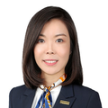 Yve Lee real estate agent of Huttons Asia Pte Ltd