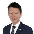 Andrew Tan real estate agent of Huttons Asia Pte Ltd