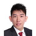 Edmund Chang real estate agent of Huttons Asia Pte Ltd