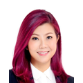 Linda Loh real estate agent of Huttons Asia Pte Ltd