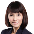 Lina Tan real estate agent of Huttons Asia Pte Ltd