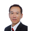 Vince Mu real estate agent of Huttons Asia Pte Ltd