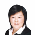 Grace Foo real estate agent of Huttons Asia Pte Ltd