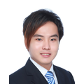 Remus Koek real estate agent of Huttons Asia Pte Ltd
