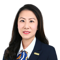 Winnie Ng real estate agent of Huttons Asia Pte Ltd