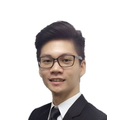 Jonathan Yeo real estate agent of Huttons Asia Pte Ltd