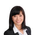Angie Sim real estate agent of Huttons Asia Pte Ltd