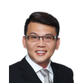 Vincent Yu  real estate agent of Huttons Asia Pte Ltd