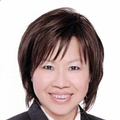 Serene Mak real estate agent of Huttons Asia Pte Ltd