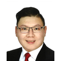 Louis Kee real estate agent of Huttons Asia Pte Ltd