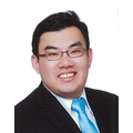 Lucas Lee real estate agent of Huttons Asia Pte Ltd