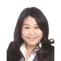 Linda Tham real estate agent of Huttons Asia Pte Ltd
