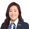 Jasmine Goh real estate agent of Huttons Asia Pte Ltd