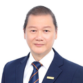 Jerry Koh real estate agent of Huttons Asia Pte Ltd