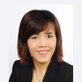 Shorona Tan real estate agent of Huttons Asia Pte Ltd