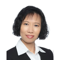 Nicole Lee real estate agent of Huttons Asia Pte Ltd