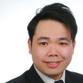 Thomas Sin real estate agent of Huttons Asia Pte Ltd
