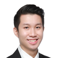 Ken Teo real estate agent of Huttons Asia Pte Ltd