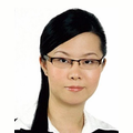 Jade Liu real estate agent of Huttons Asia Pte Ltd