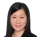 Shirley Chionh   real estate agent of Huttons Asia Pte Ltd
