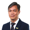 Andrew Pang real estate agent of Huttons Asia Pte Ltd
