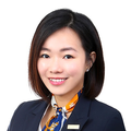 Michelle Lee real estate agent of Huttons Asia Pte Ltd