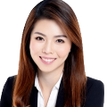 Carrie Chin real estate agent of Huttons Asia Pte Ltd