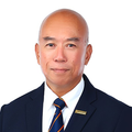 Johnny Quek real estate agent of Huttons Asia Pte Ltd
