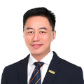 James Neo real estate agent of Huttons Asia Pte Ltd