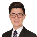Jason Pan real estate agent of Huttons Asia Pte Ltd