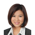 Cindy Chua real estate agent of Huttons Asia Pte Ltd