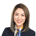 Ashley Lin real estate agent of Huttons Asia Pte Ltd