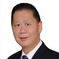 Richard Tong real estate agent of Huttons Asia Pte Ltd