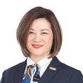 Cindy Lou real estate agent of Huttons Asia Pte Ltd
