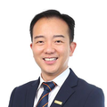 Christopher Tay real estate agent of Huttons Asia Pte Ltd