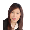 June Lee real estate agent of Huttons Asia Pte Ltd