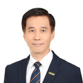 Lucien Low real estate agent of Huttons Asia Pte Ltd